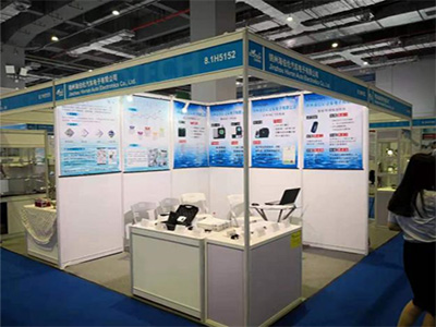 Hivron is invited to attend the Ecotech China Air(ShangHai)